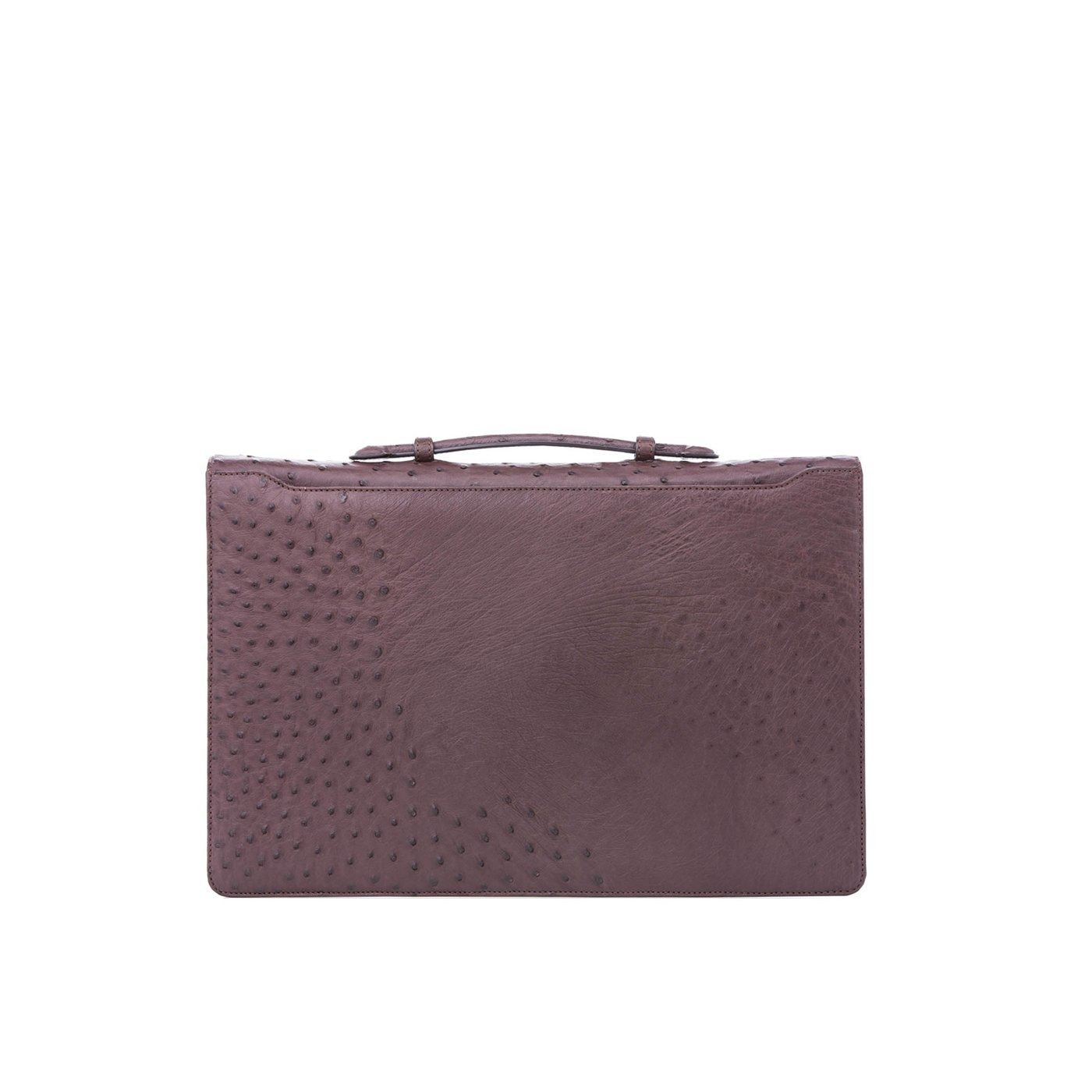 Single clasp briefcase 5
