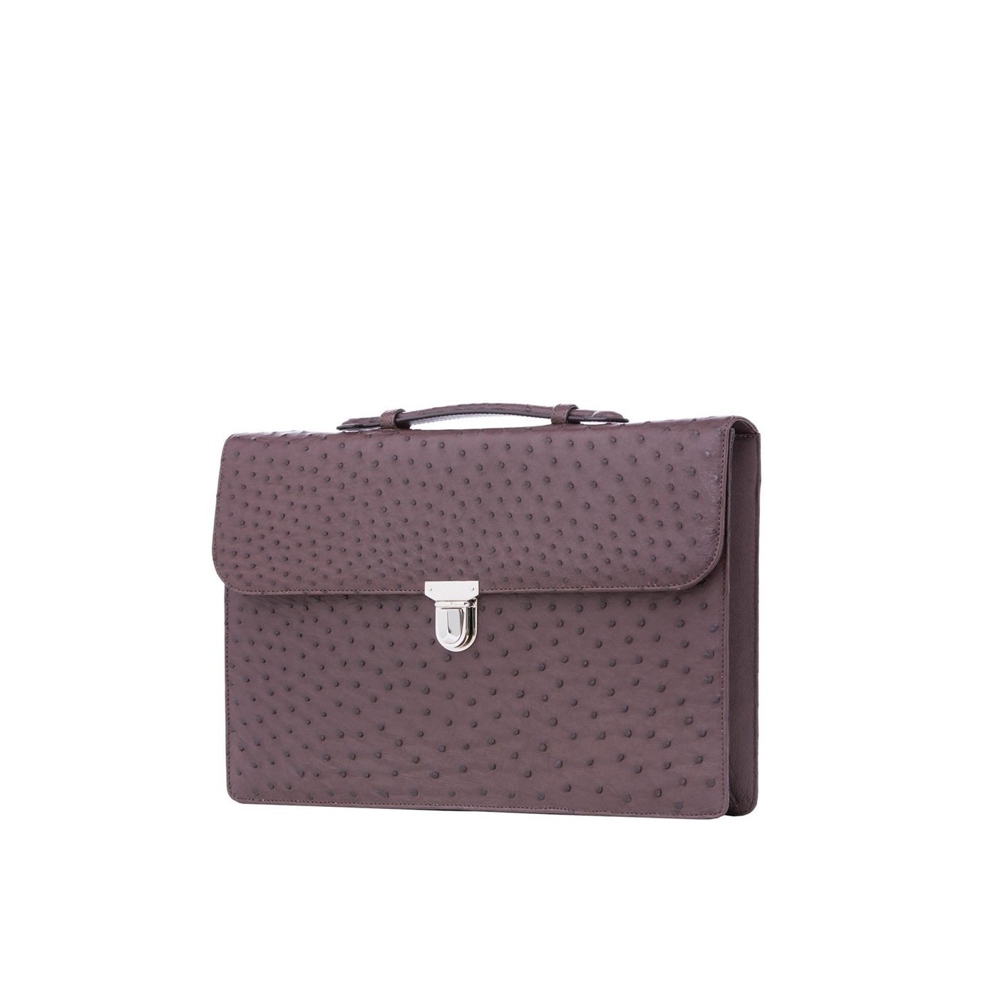 Single clasp briefcase 3