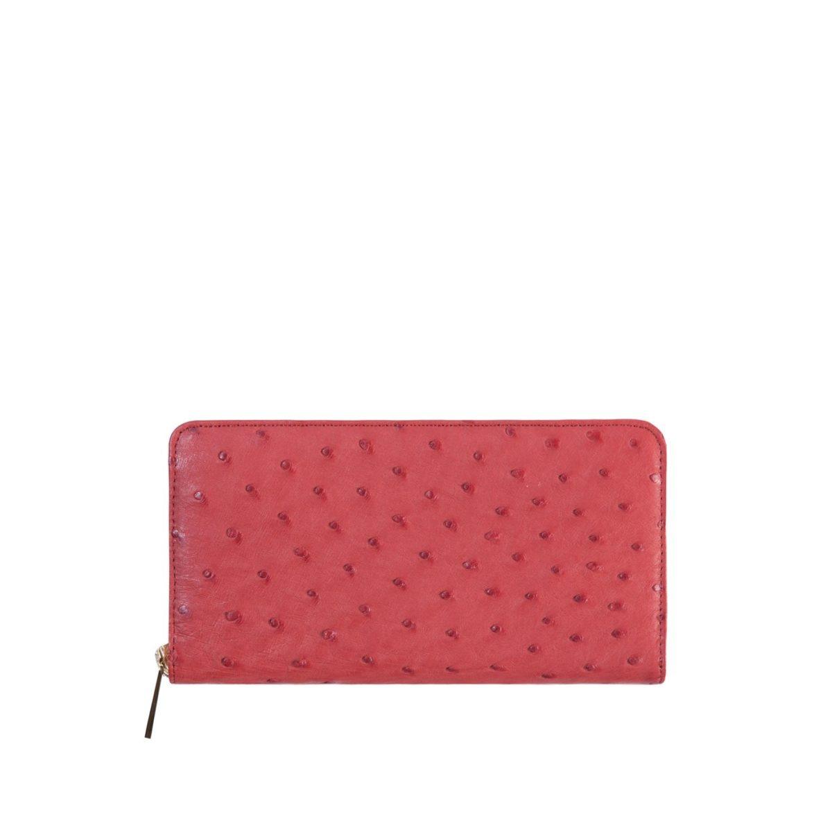 Ladies Zipper Wallet 1