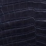 Crocodile Matt Navy