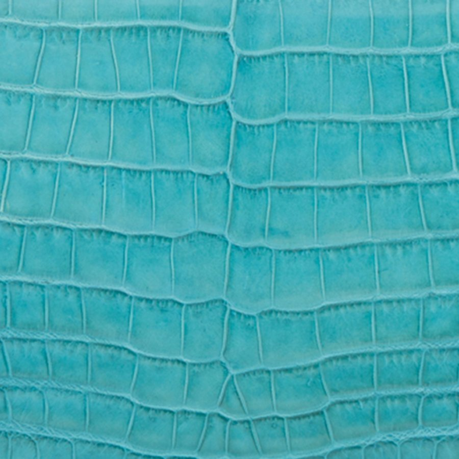 Crocodile Crystal Blue