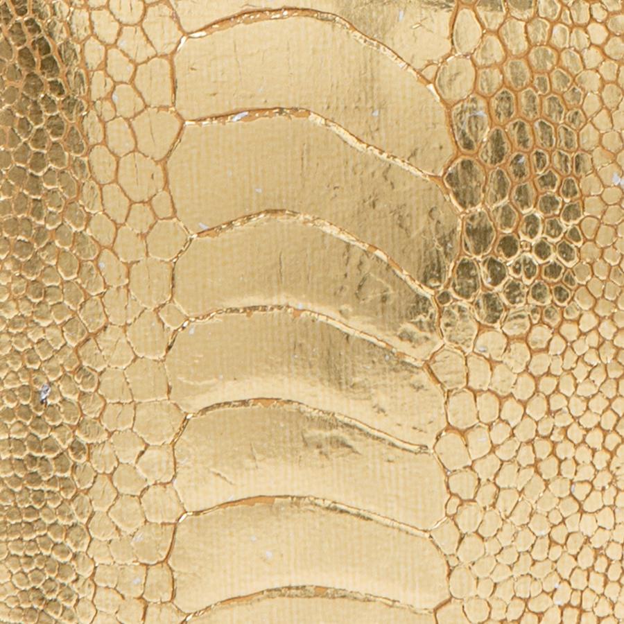 Ostrich Leg Gold