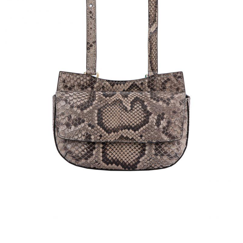 Fallow Beltbag in Nutmeg Python 3