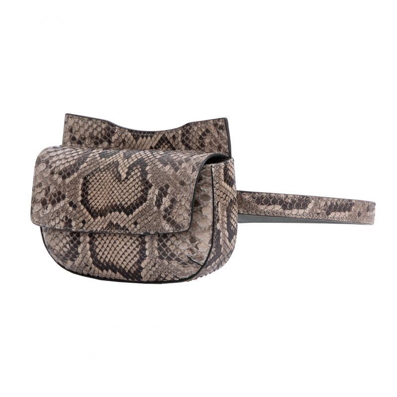 Fallow Beltbag in Nutmeg Python 2