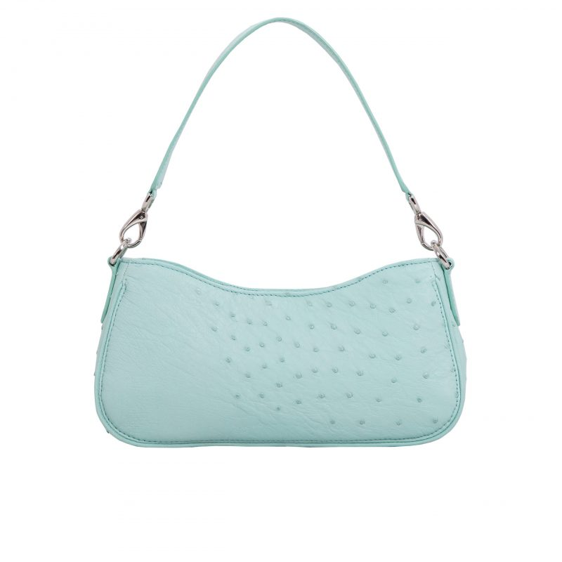 Coco in Spearmint Ostrich 3