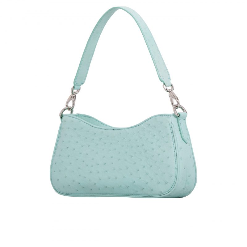 Coco in Spearmint Ostrich 2