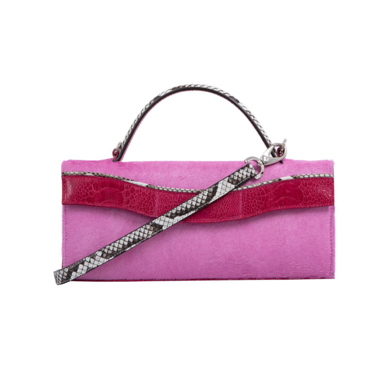 SS2020 Oman in pink pony exotic combination 1