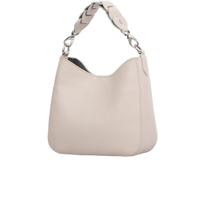 Mini Zoe in Beige Nappa 2