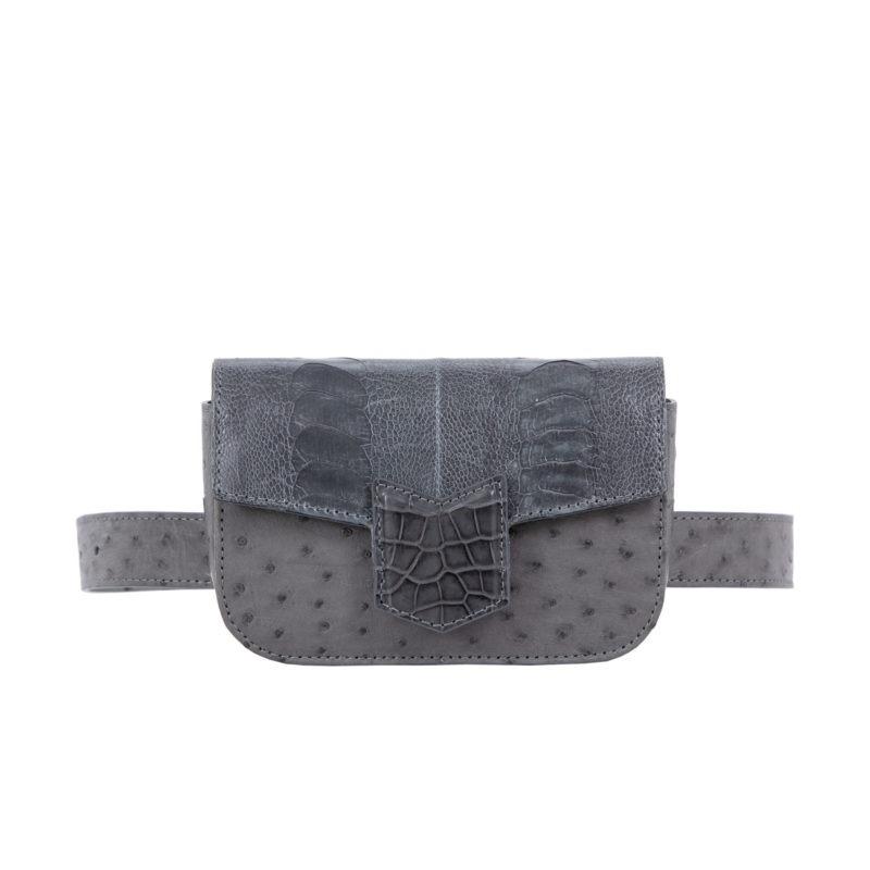 Mona Beltbag in Anthracite Combination 1