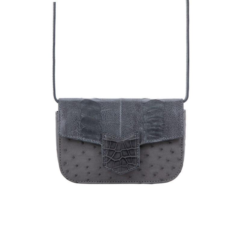 Mona Beltbag in Anthracite Combination 3