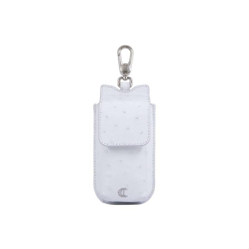 Mini Bree Pouch in White 1