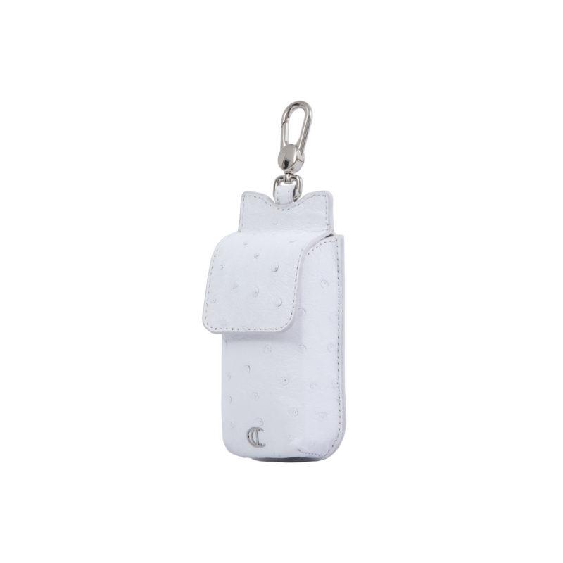Mini Bree Pouch in White 2