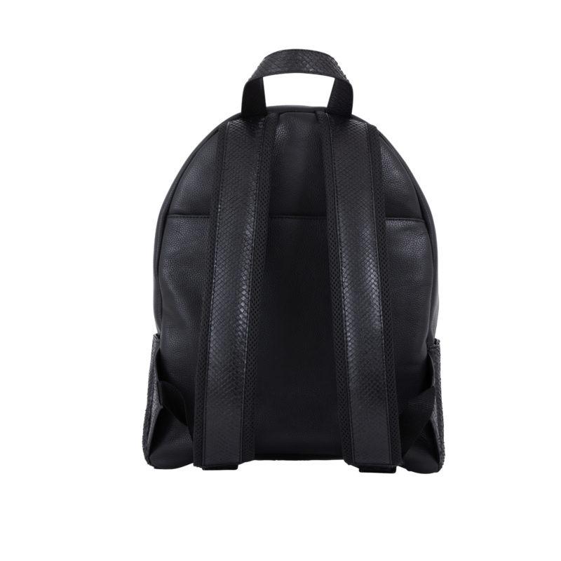 Urban Backpack Black Python & Nappa 3