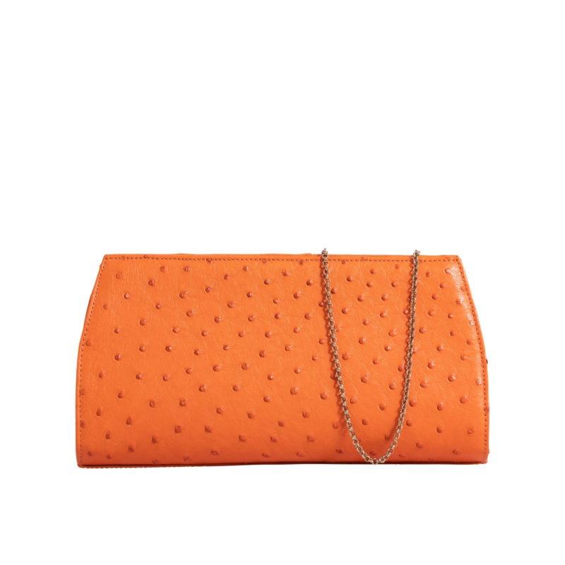Anne Tangerine Ostrich 1