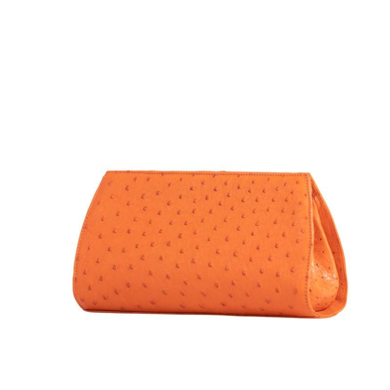 Anne Tangerine Ostrich 2
